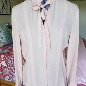 I.N.C.silk blouse
